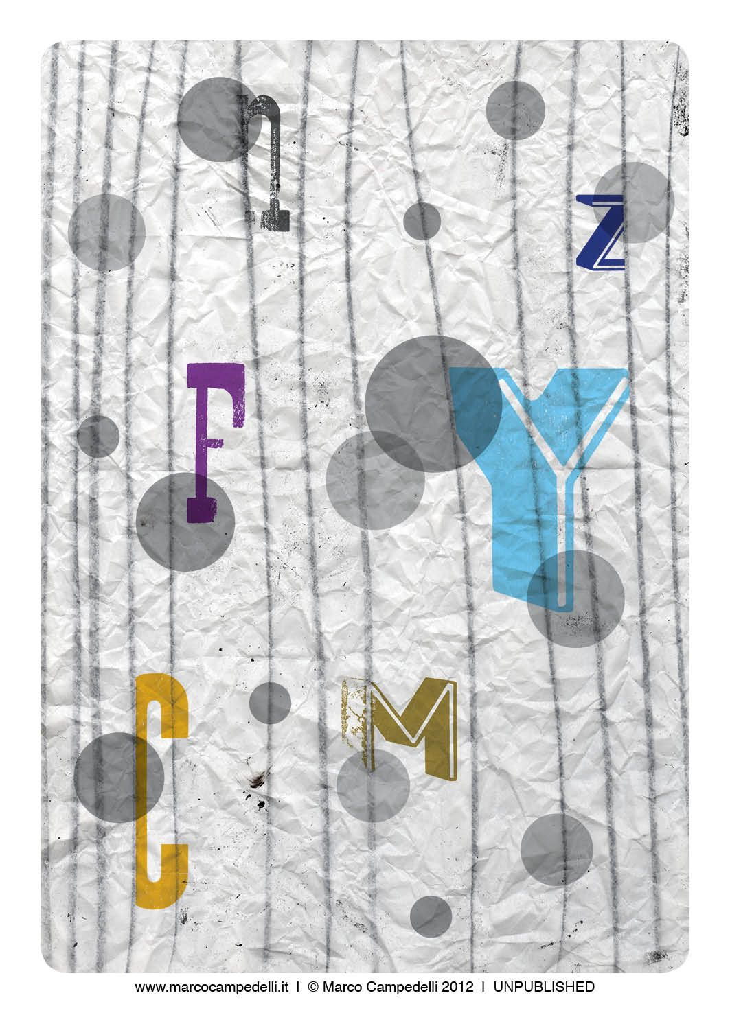 #marcocampedelli #coverdesign #vision