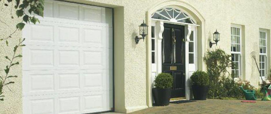 Garage Doors from RS Window & Door Centre http//rs