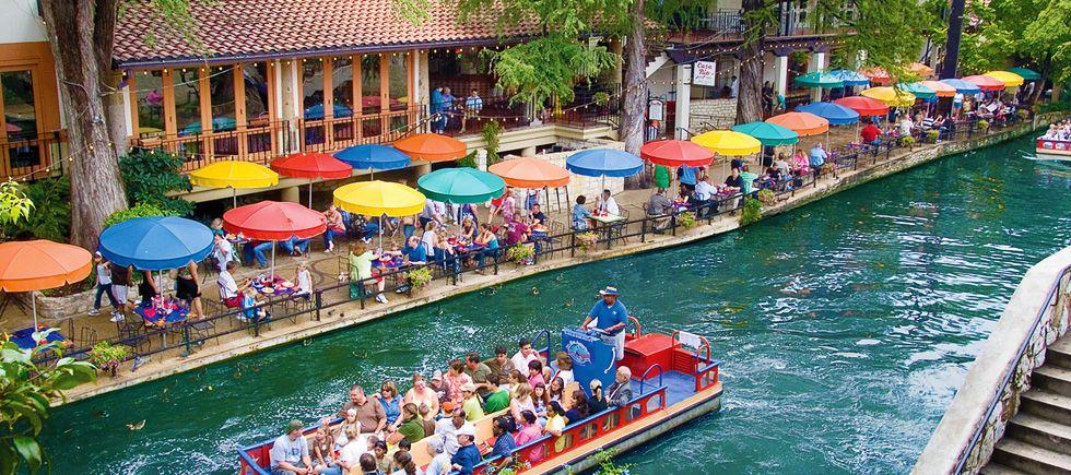Map Of Texas Vacation Spots.The Riverwalk In San Antonio Texas Travel Usa San Antonio River