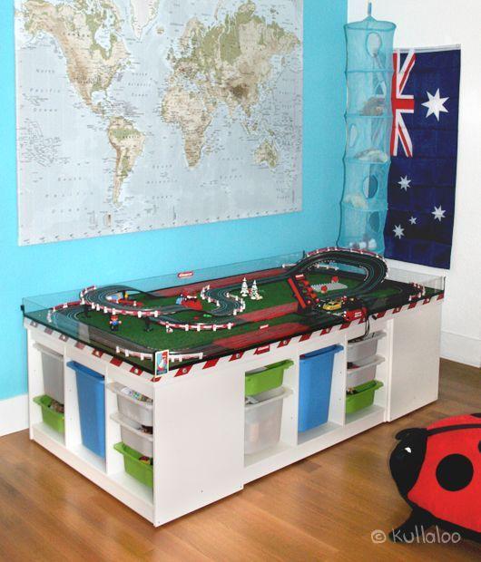 Kinderzimmer junge ikea  Einrichtungsideen für Mädchen Girls Kinderzimmer und Jugendzimmer ...