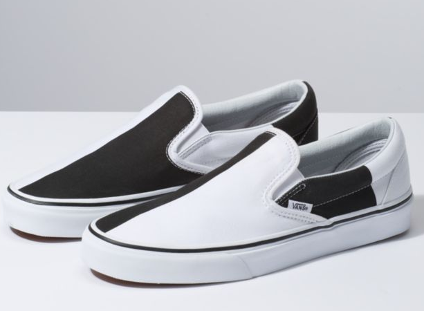 mega checkered black and white vans...  cd55734e1