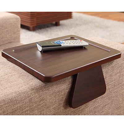 View Sofa Arm Accessory Table Deals At Big Lots