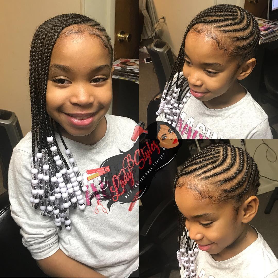 Pin By Tanya Egins On Khloe Kids Hairstyles Girls Little Girl Braids Short Hair For Kids