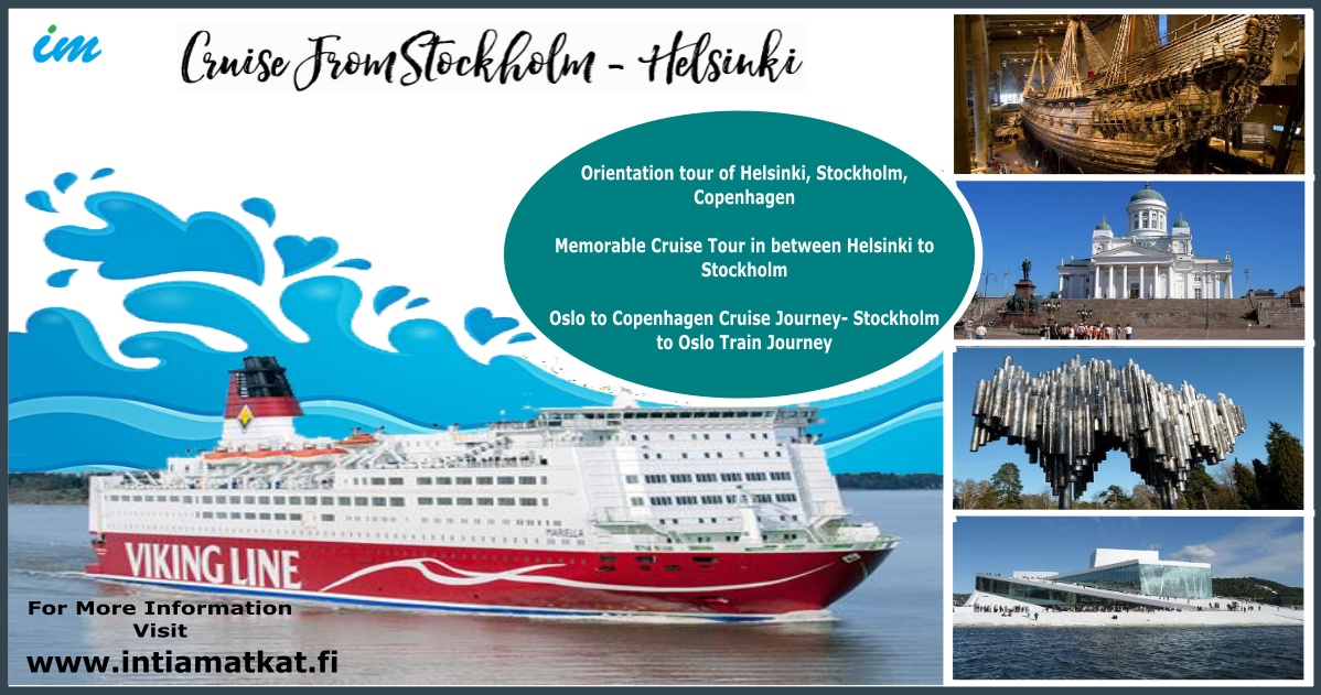 Living It Up On The StockholmHelsinki Overnight BoatVisit - Stockholm tours from cruise ships