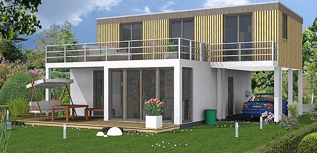Max Haus Modulhauser Flachdach Ii Future 2 0 Deutschland