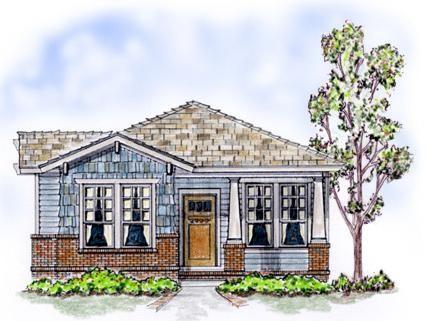 Plano casa peque a angosta 2 planos para casas - Casas estrechas y largas ...
