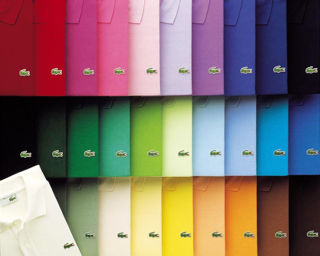 92e8f899be Lacoste - polo colori | Intreasting | Lacoste polo shirts, Polo ...