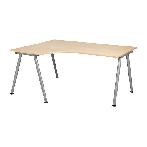 Eckschreibtisch ikea galant  GALANT Corner desk-left IKEA 10-year Limited Warranty. Read about ...
