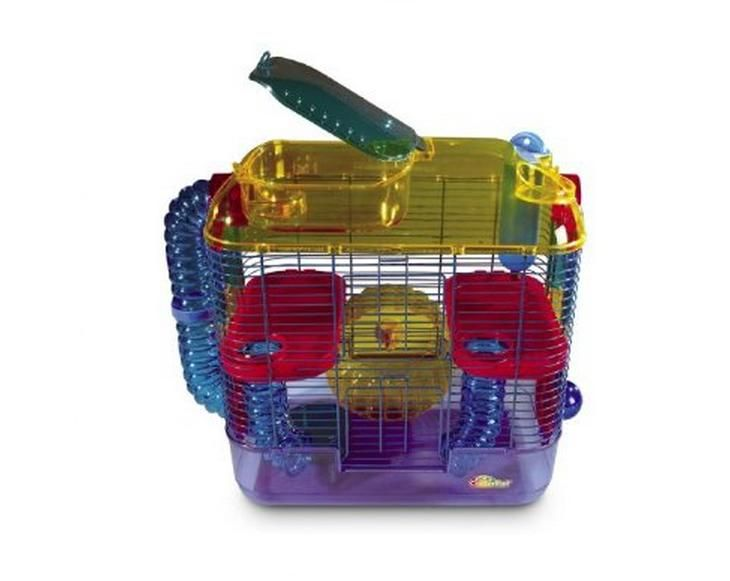Pin by sara taylor on Hamster Cages   Hamster cages, Pet ...