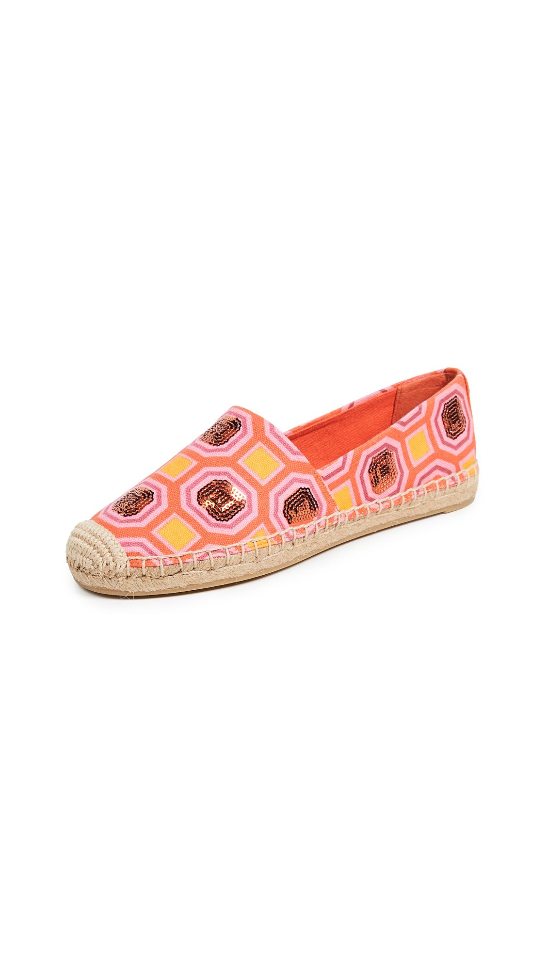 10319612811 TORY BURCH CECILY EMBELLISHED ESPADRILLES. #toryburch #shoes ...