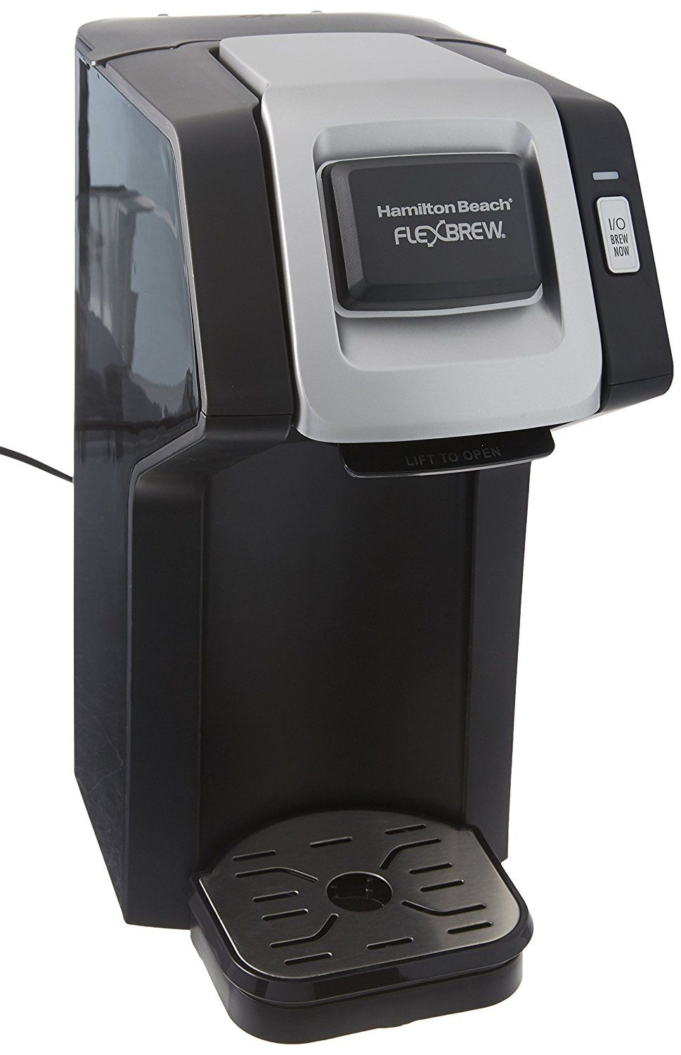 Amazon Com Hamilton Beach Flexbrew Single Serve Coffee Maker For