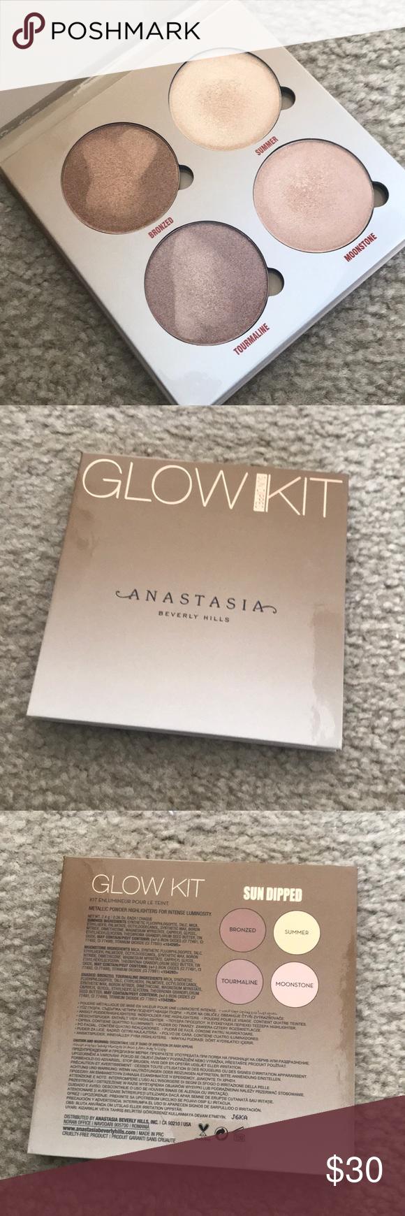 Anastasia Beverly Hills Sun Dipped Glow Kit My Posh Picks