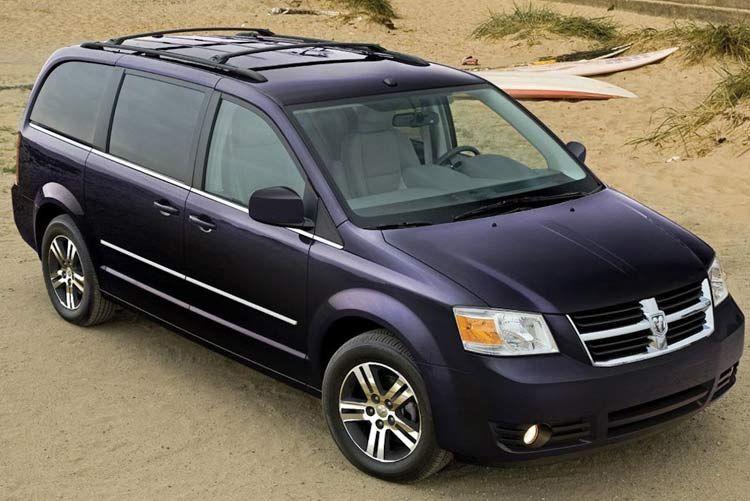 2010 Dodge Grand Caravan Awd