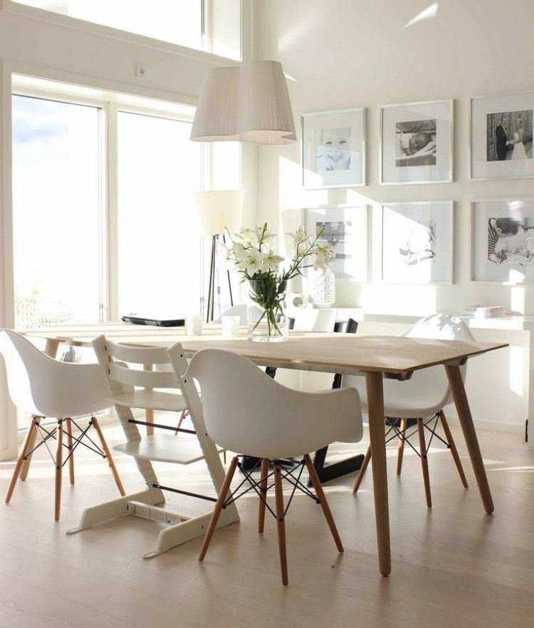 Beautiful Chaises Eames Contemporary Design Trends 2017