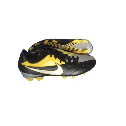 9f2e4adc6  NIKE T90 LASER IV KL-FG BLACK METALLIC LUSTER -- T90 laser IV Fg  white total orange black.... Shop online!!  soccer  shoes  footwear