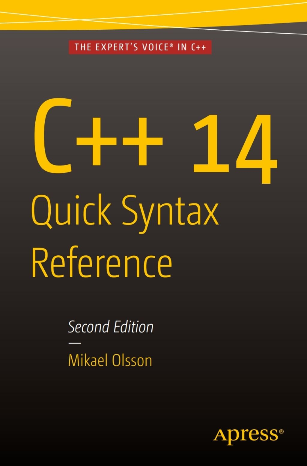 C 14 Quick Syntax Reference Ebook In
