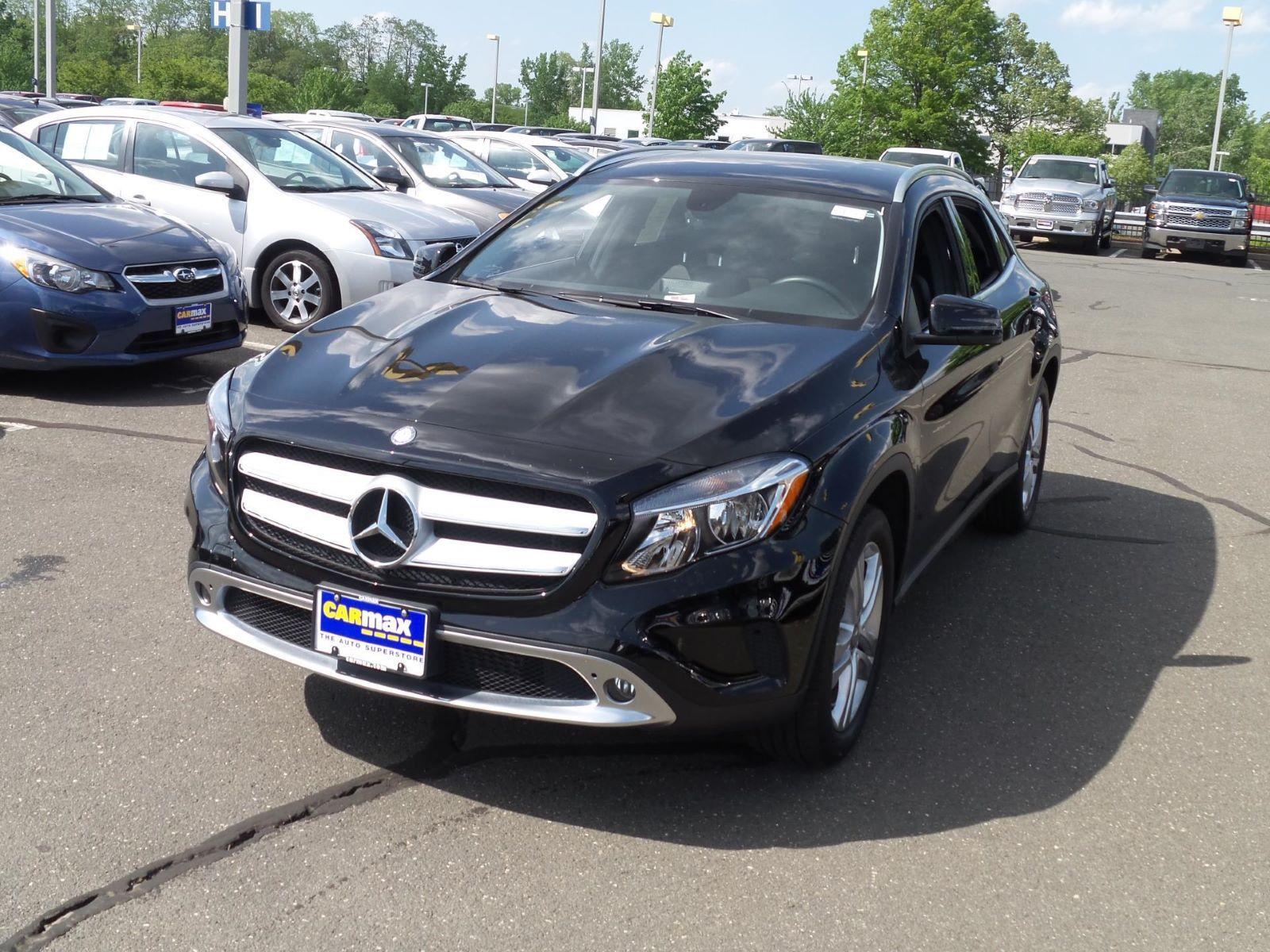 Used 2015 Mercedes Benz Gla250 In Westborough Massachusetts
