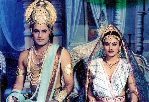 1986 :: Ramanand Sagar's Ramayan TV Serial Begins On Doordarshan ...