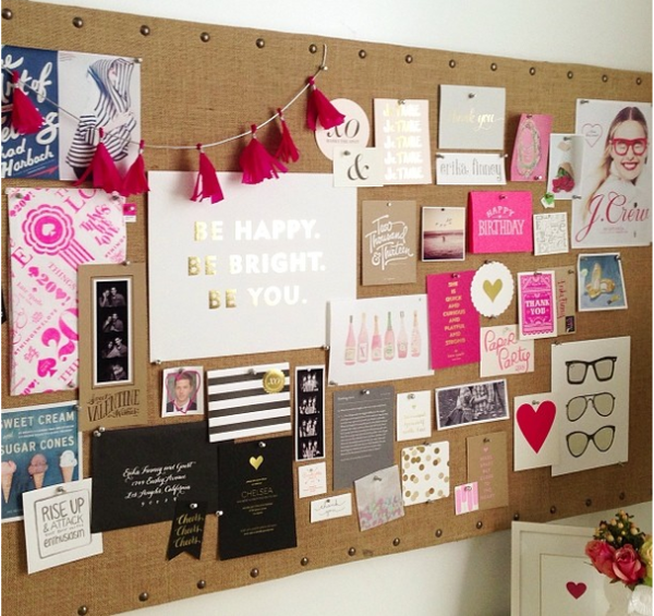 Cork Board I Want It Huge Like This So I Can Put My World