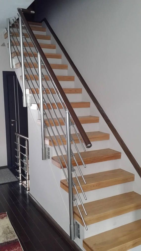 Etonnant Modern Stairs Balcony Hand Rail Staircase Railing Kit   Aluminium Side  Connected | Stair | Pinterest | Stairs, Staircase Railings And Modern Stairs