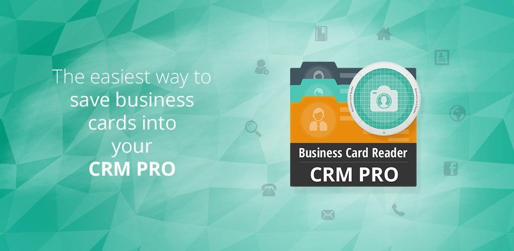 Business Card Reader Crm Pro V1 1 143 Full Unlocked Paid App Download Free Business Card Reader Crm P Business Card Info Download Business Card Card Reader