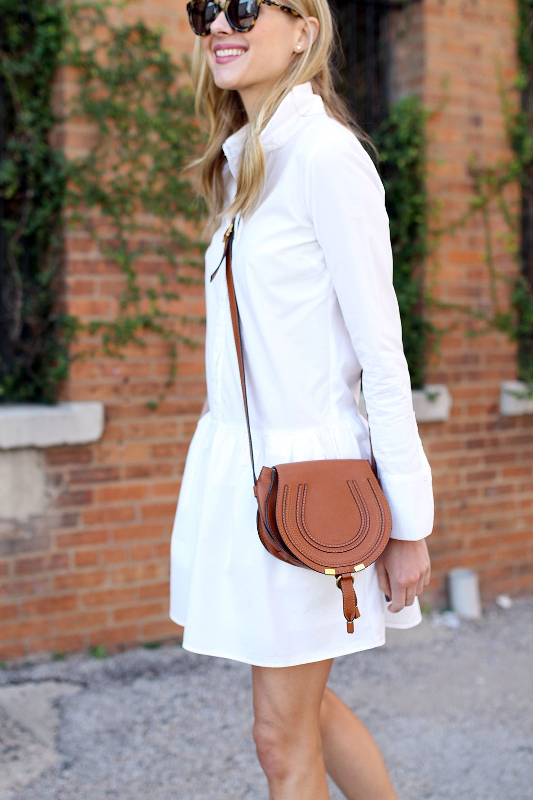 fashion-jackson-splendid-damsel-white -shirt-dress-chloe-marcie-tan-crossbody-karen-walker-sunglasses   chloefashion  splendidla 471b1dfe4