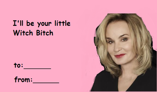 these american horror story coven e cards will get you in the - E Valentines Cards