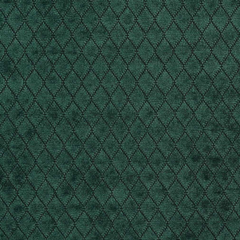 A911 Green Diamond Stitched Velvet Upholstery Fabric #velvetupholsteryfabric