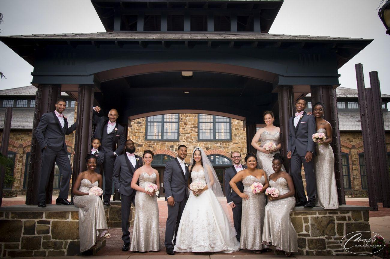 Photo by Campli Photography Philadelphia wedding venues