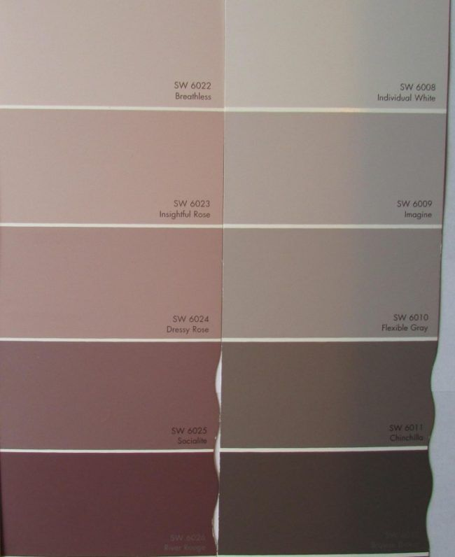 Altrosa Wandfarbe Für Romantisches Ambiente In 38 Bildern
