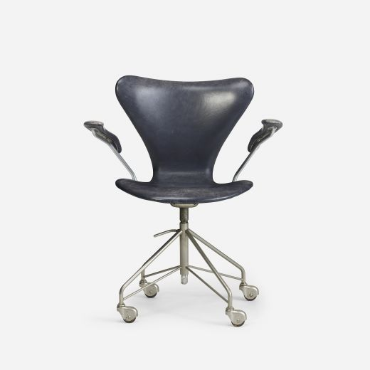 Sevener desk chair, model 3117 / Arne Jacobsen < All < Shop | Wright Now