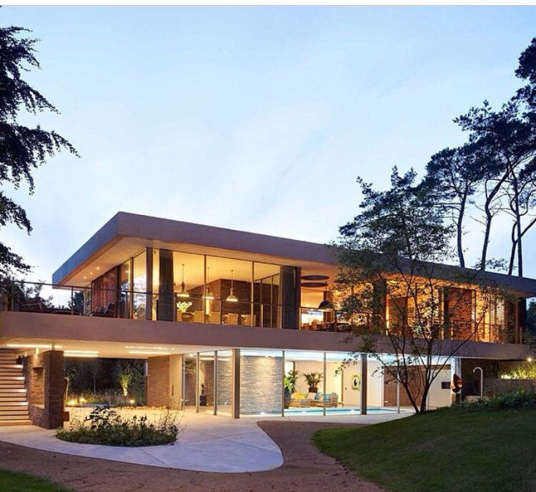 Perfect house new modern | Arquitetura ❤ | Pinterest | Moderne ...