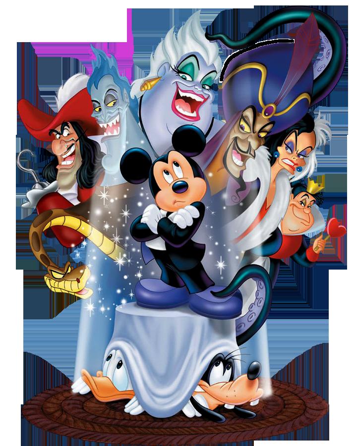 Mick Villians Png 720 900 Pixels Disney Mickey Disney Art Disney Scrapbook