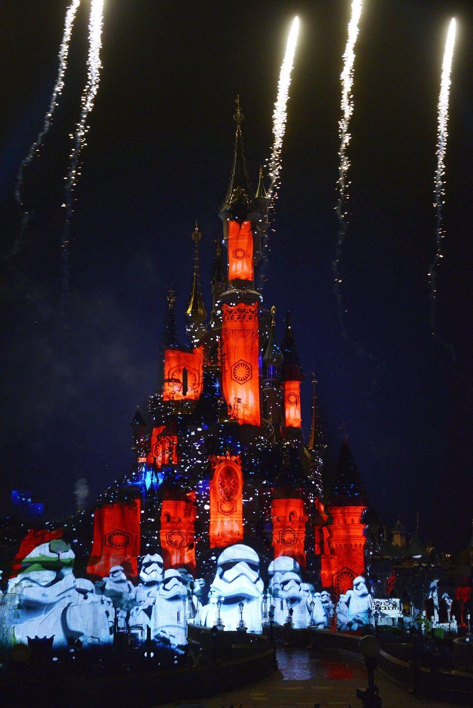 Disney Illuminations Star Wars