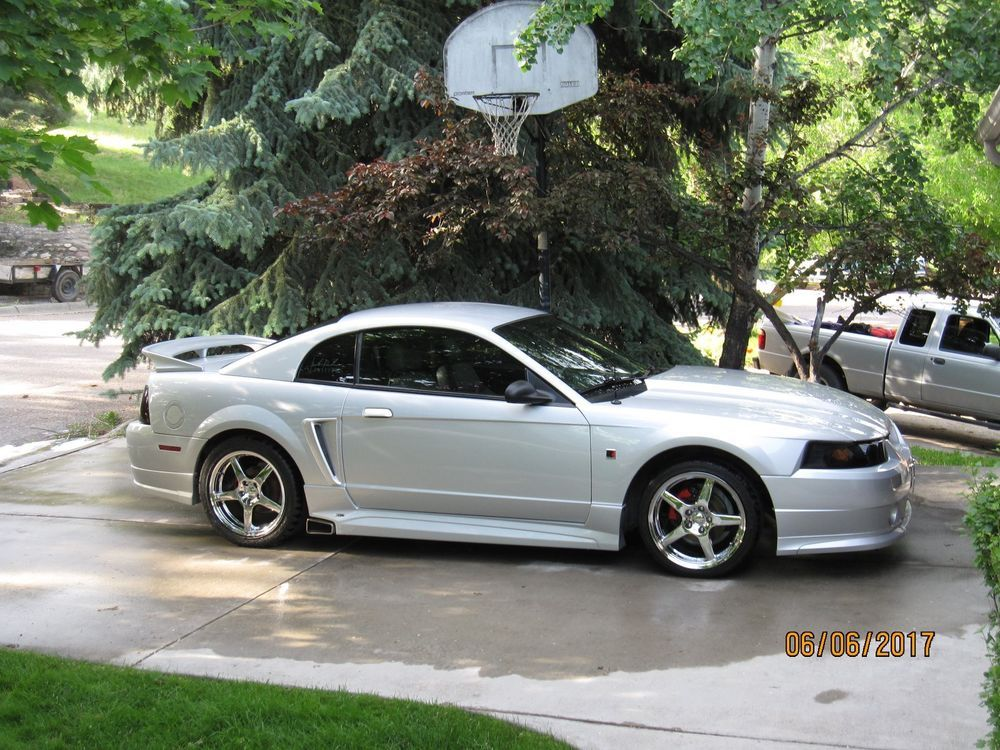 Ebay 2000 Ford Mustang Roush Mustang 2000 Roush Fordmustang Ford