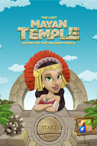 Mayan Temple | Mindsmack Games new lite version available.