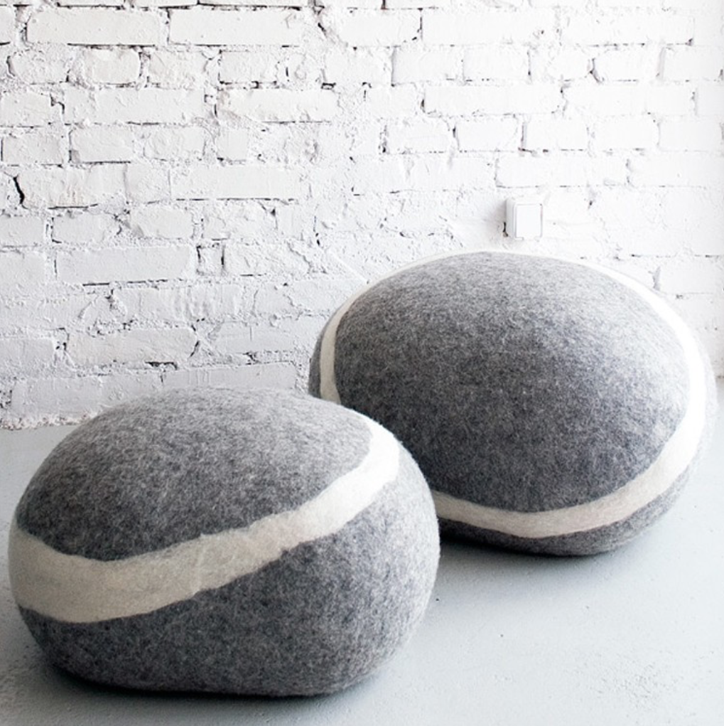 Them   Livingstones Floor Cushion By Stephanie Marin For Smarin