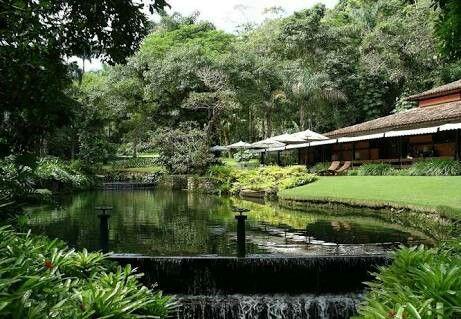Residencia Alto Da Boa Vista Rj Burle Marx Com Imagens