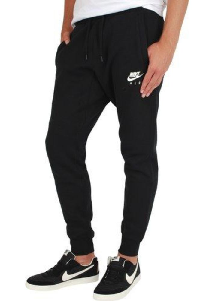 fbf847b2bfc6 FOR SALE  Mens New Nike Skinny Fit Tracksuit Jogging Bottoms Joggers Sweat  Pants - Black
