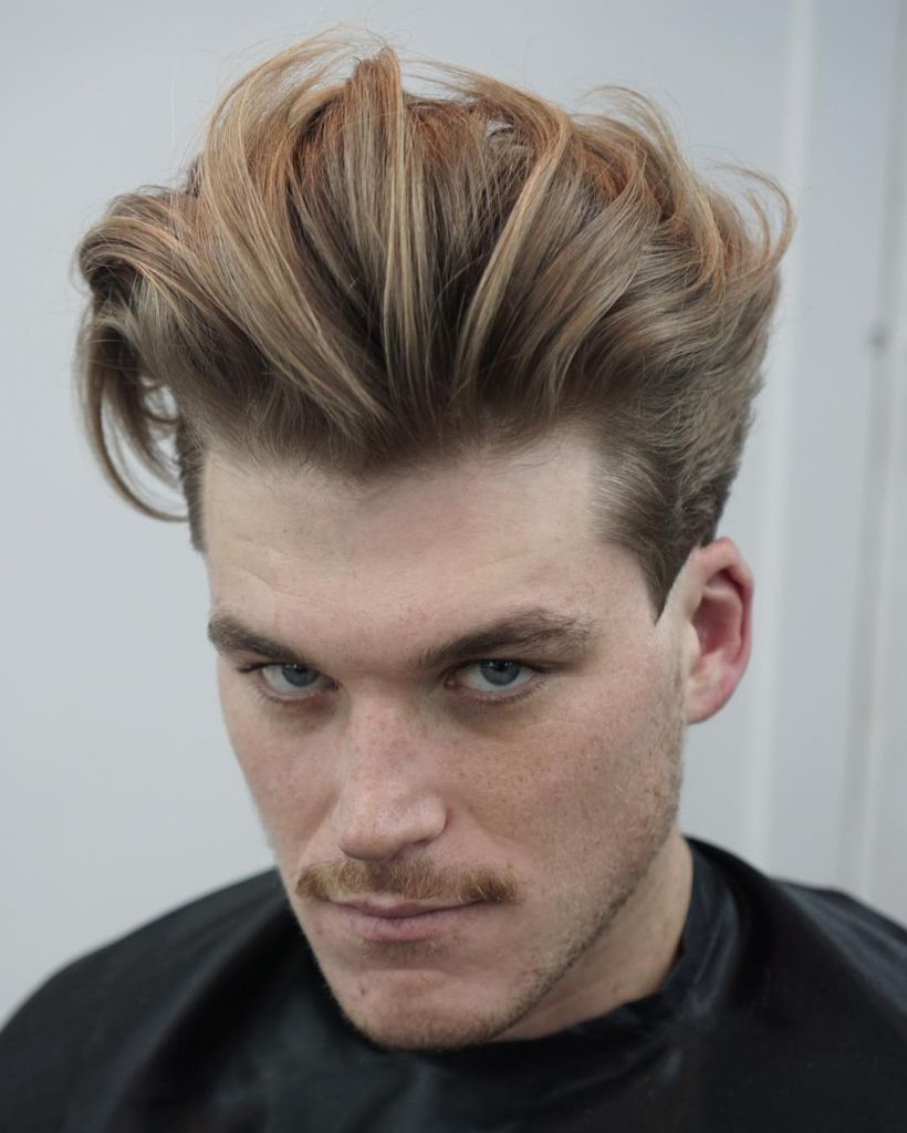 Awesome Different New Hairstyles For Men Hair Styles Pinterest