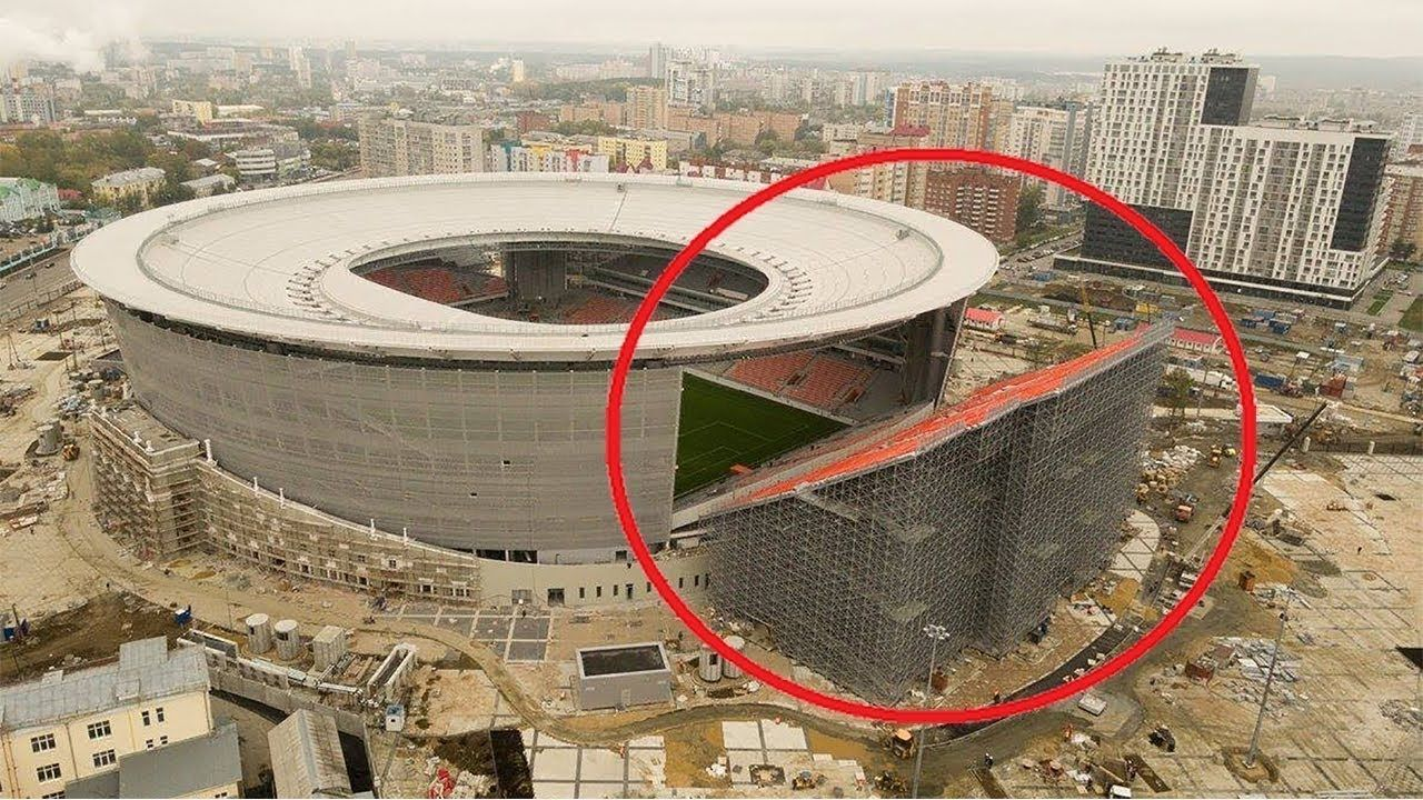 Russia World Cup 2018 Stadiums Amazing In 2020 Russia World Cup World Cup 2018 World Cup Russia 2018