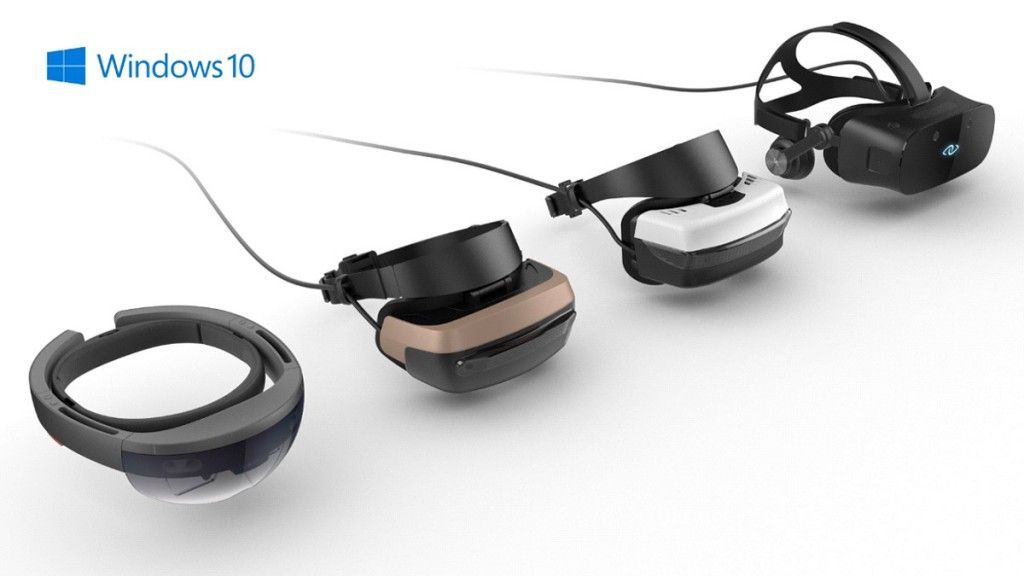 Vr Headsets From Microsoft Acer Asus Dell Hp And Lenovo Kv