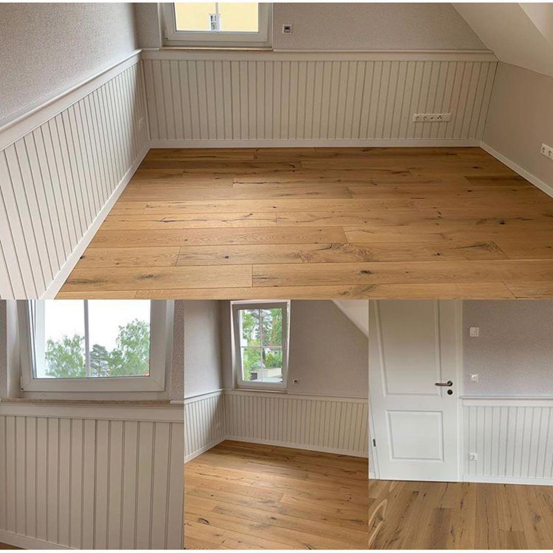 Renovierung Mit Paneelen Mit Bildern Baustil Wandverkleidung Holz Haus