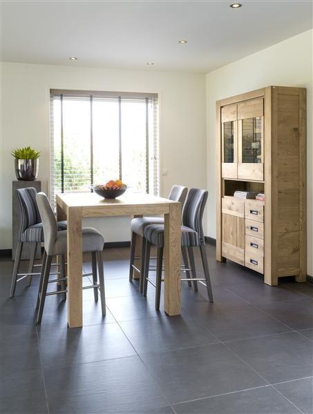 Idée  pourquoi ne pas remplacer votre table de salle à manger par - modele de salle a manger design