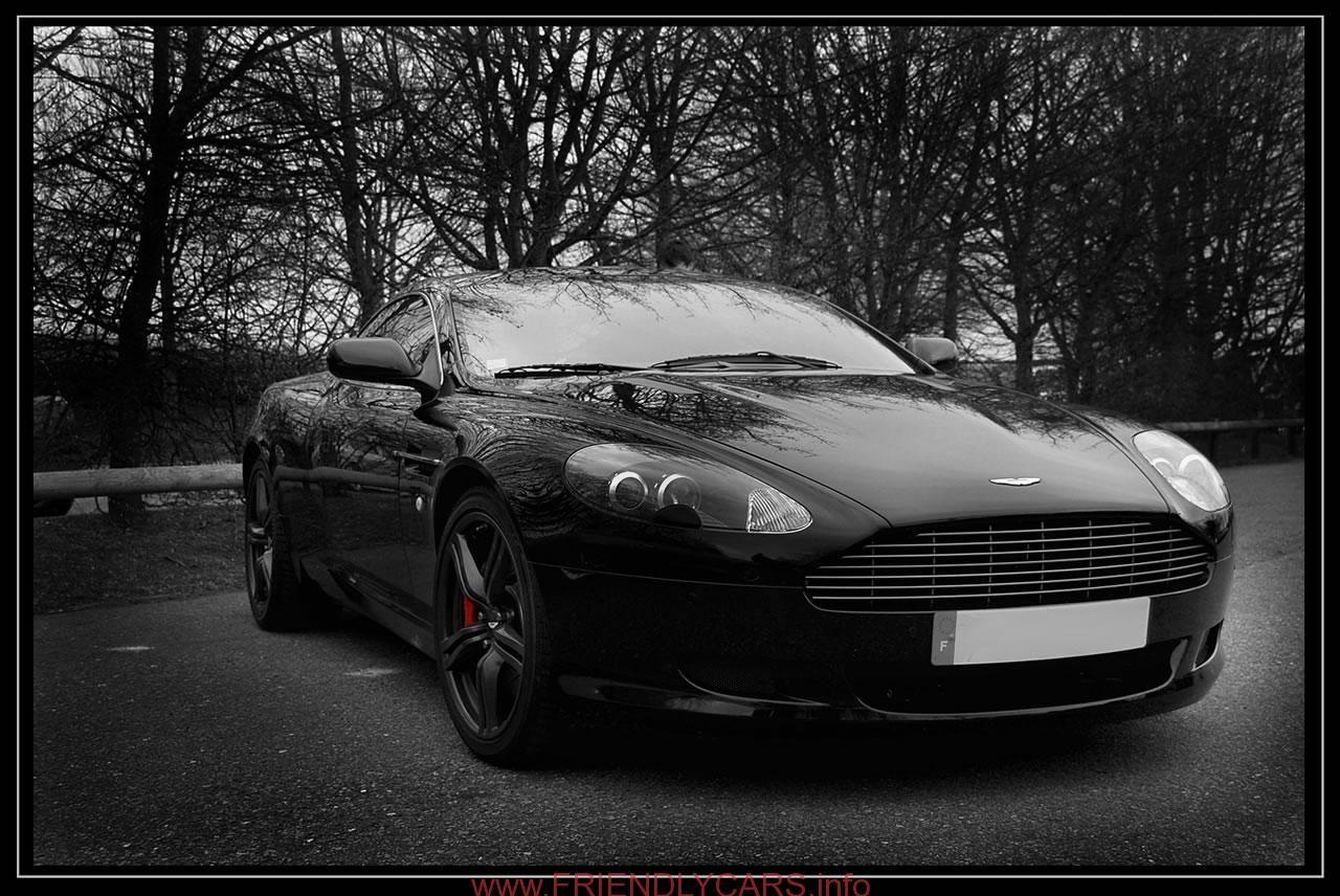 Cool Aston Martin Db9 Wallpaper 1920x1080 Image Hd Black Aston