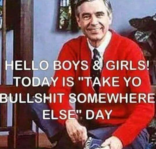 Mr Rogers Girls Be Like Bones Funny Make Me Laugh