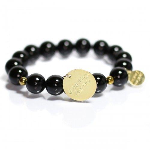 Kolekcja Zima 2015 - Deep Dark - Gold #nanamarie #nanamarie_com #bracelet #bransoletka #winter #fashion #collection #jewelry #jewellery #accessories #2015 #pastel #bijou #inspiration #deep #dark #gold