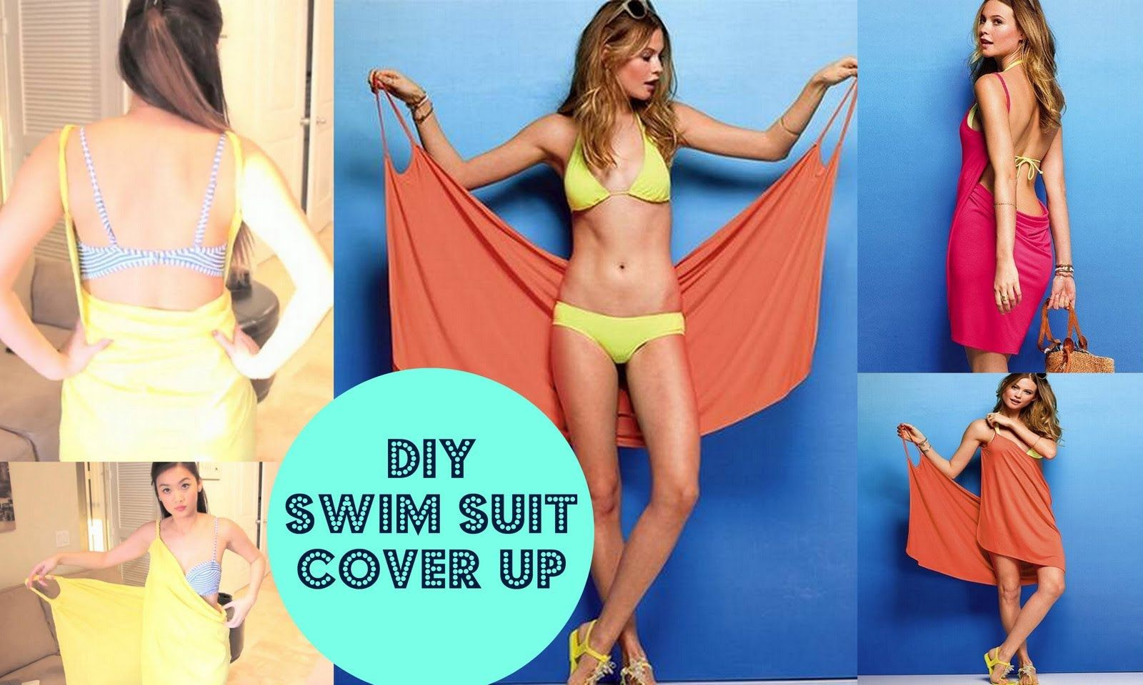 ca1acb91fb DIY Bathing Suits That Will Get You Beach Ready | sewing and ...