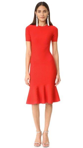 e0d06b342b6d Mermaid Hem Dress   Ladies in Red❤   Dresses, Best designer ...