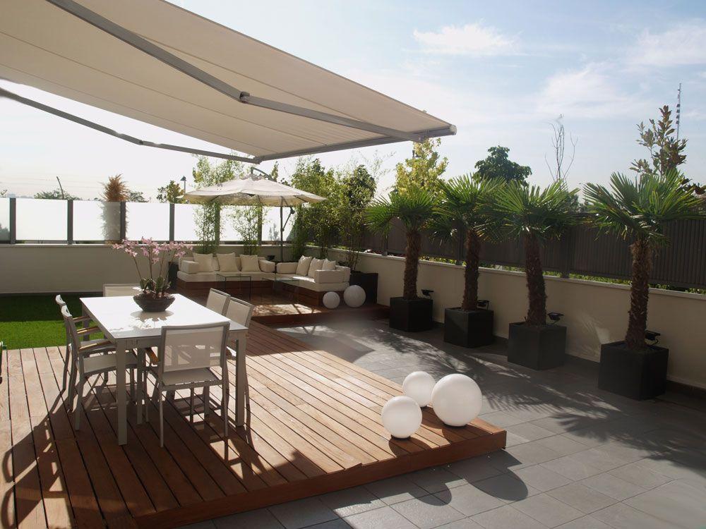 2008 aravaca madrid 85 m2 paisajismo dise o jardines - Diseno jardines madrid ...